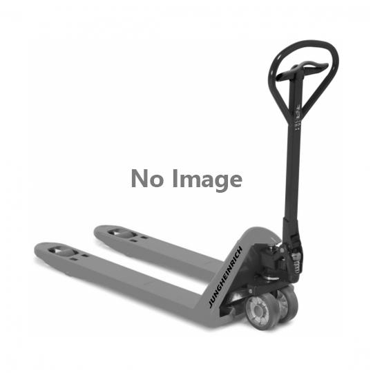 Electric pedestrian pallet truck EJE120 Load Capacity 1,600 Kg.